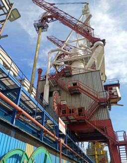Protective Coating - Steel Structure 3
